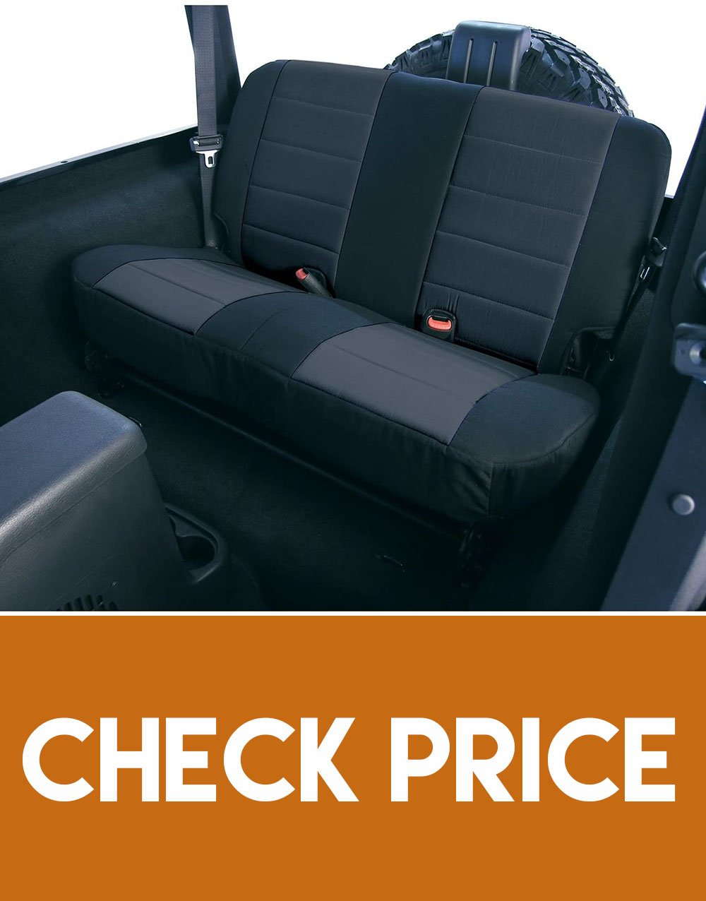 Rugged Ridge Seat Cover