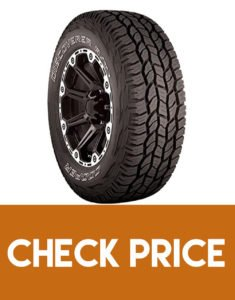Cooper Discoverer Traction Radial