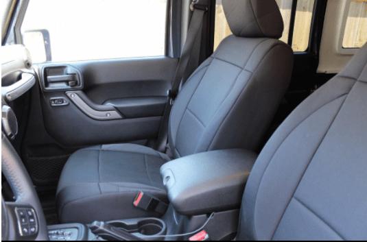 Smittybilt Neoprene Seat Cover Set
