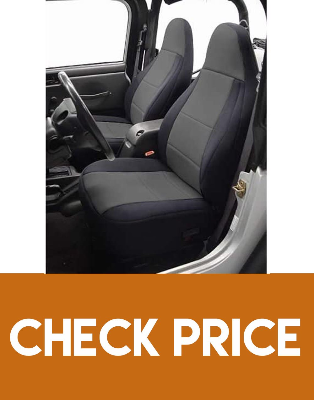 Coverking Seat Cover for Jeep