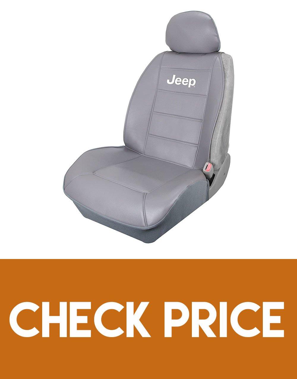 Plasticolor Grey Seat Cover