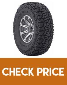 Dick Cepek Fun All-Terrain Radial Tire