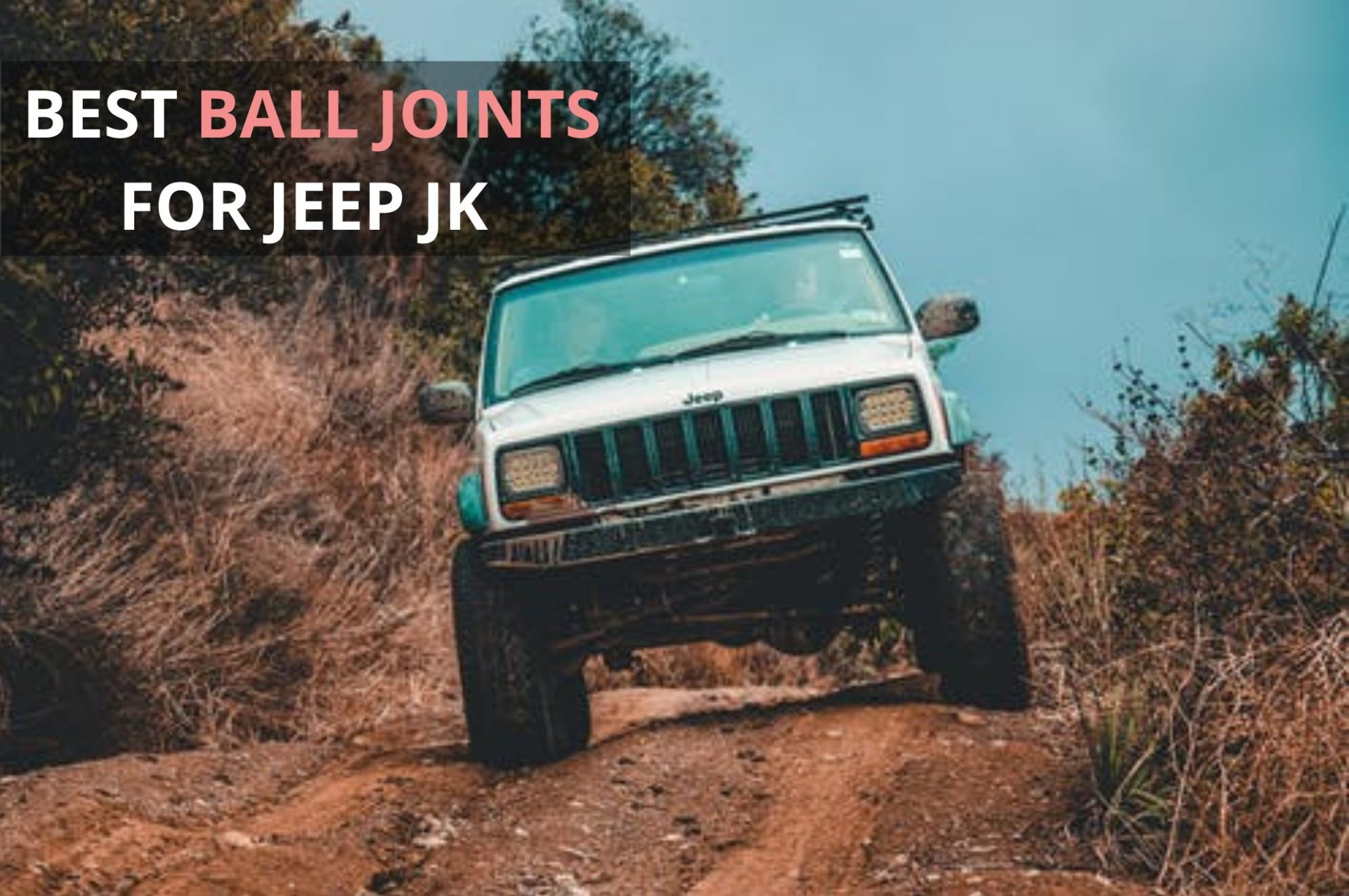 Best Ball Joints for Jeep JK