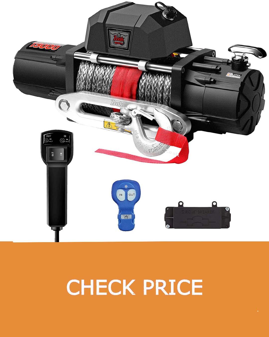 ZEAK 13000lb Electrical