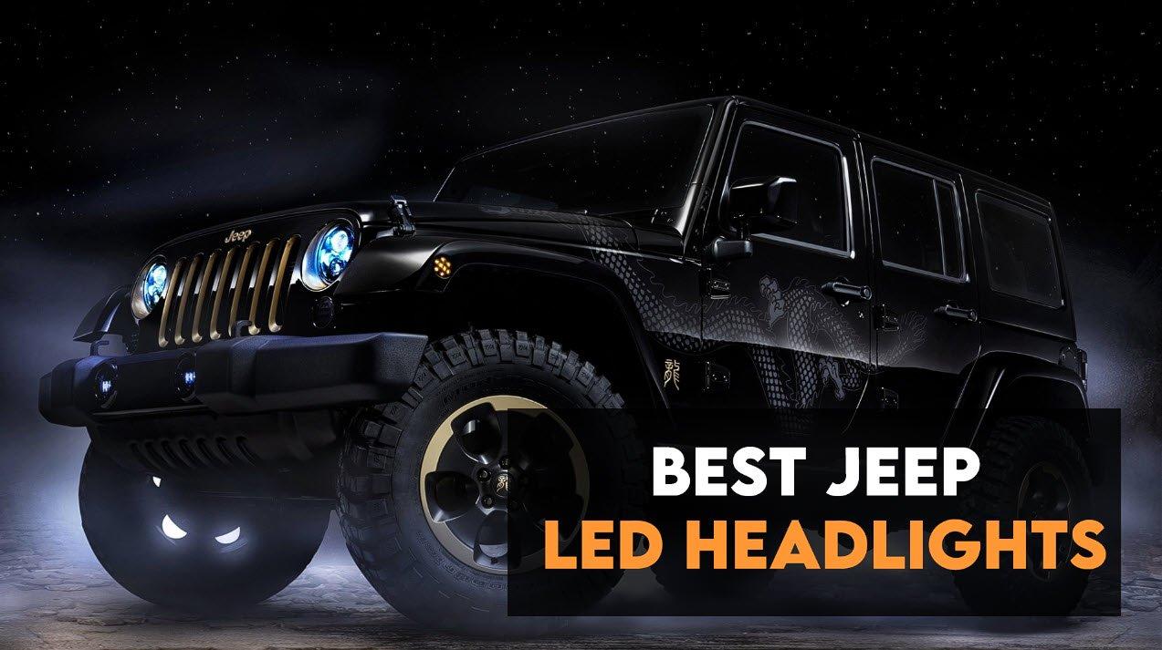 Best Jeep Led Headlights