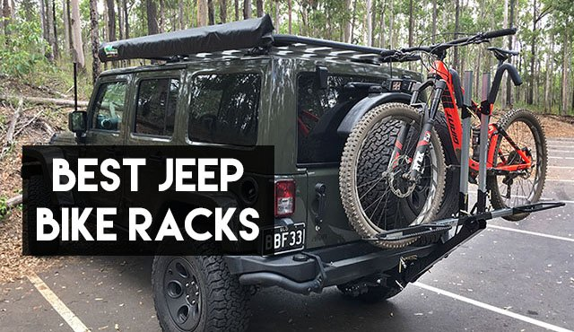 Best Jeep Bike Racks