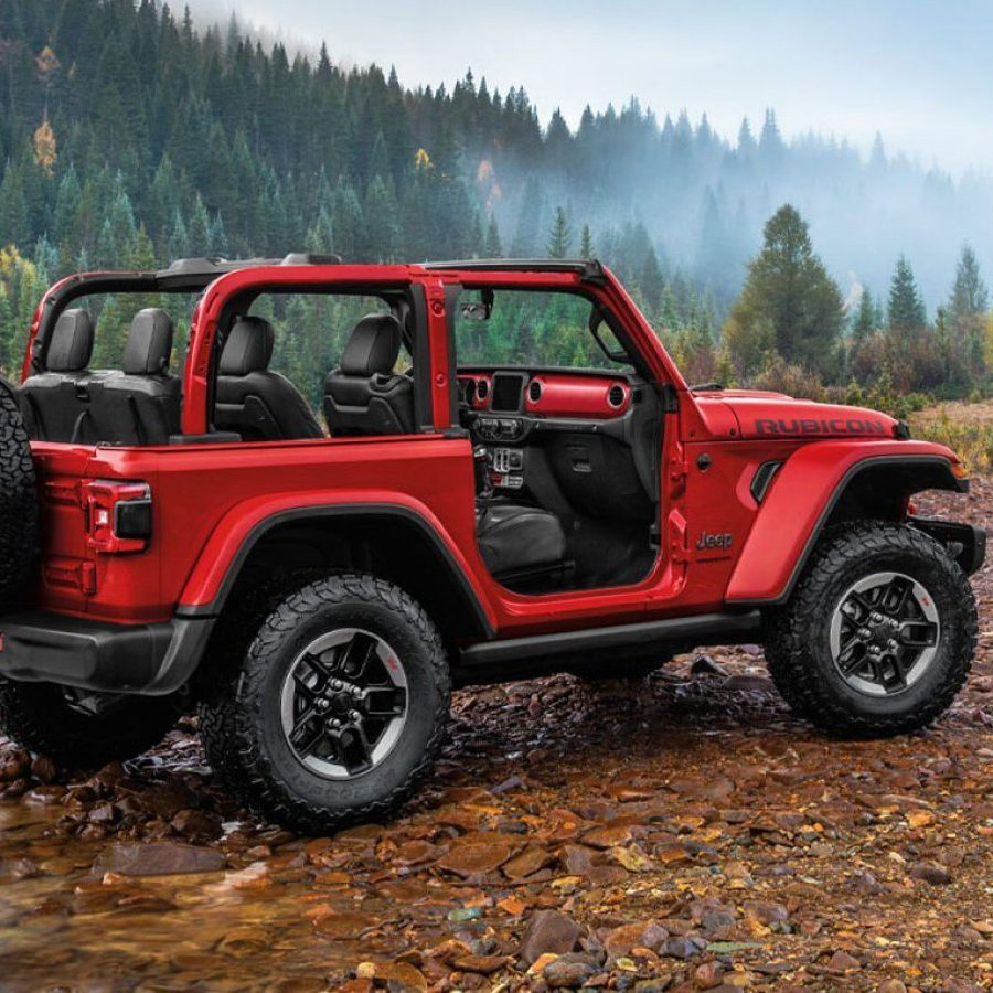 best off road wheels for jeep