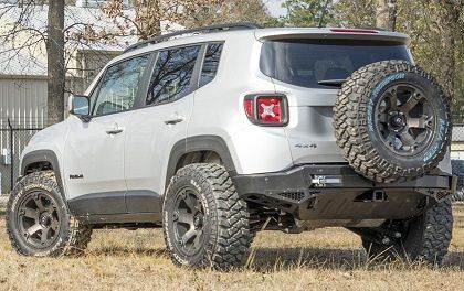 best off road tires for jeep renegade