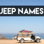 350+ Jeep Names in 2021 that Are Creative, Cool & Funny