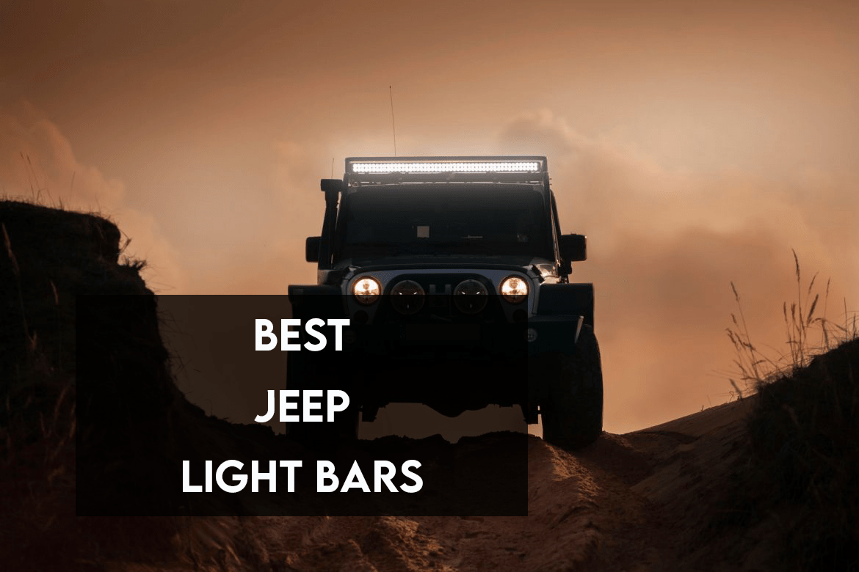 Best Jeep Light Bars
