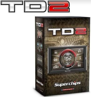 Superchips TrailDash 2 In-CAB Tuner