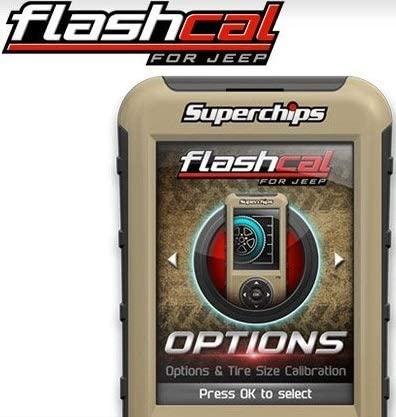 Superchips Flashcal F5, SPC-3571 In-Cab Tuner