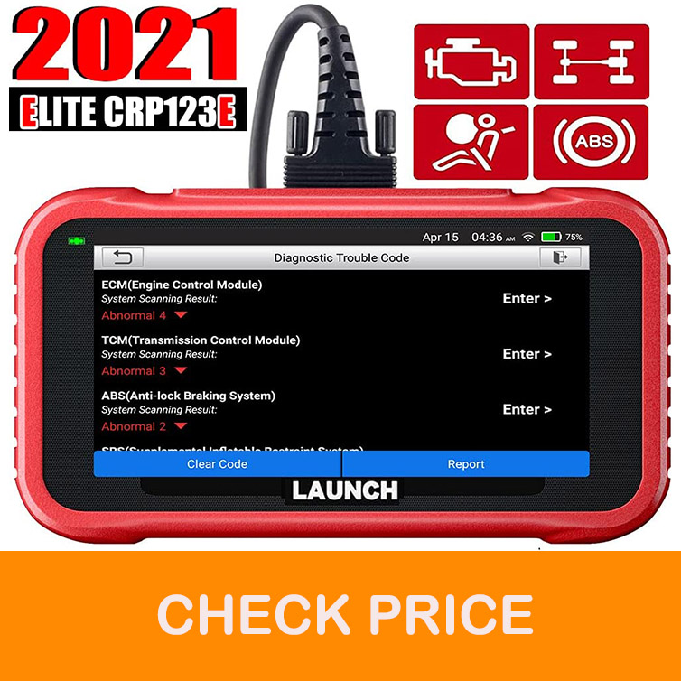 LAUNCH Upgraded CRP123, OBD2 Scanner