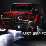 11 Best Jeep Fog Lights in 2021 【Jeep Wrangler】