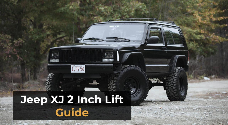 Jeep XJ 2 Inch Lift