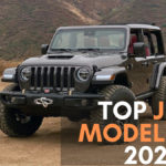 Top Jeep Models in the Market in 2021【Basic Guide】